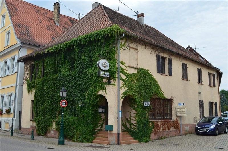 Sale building Lauterbourg 284000€ - Picture 1