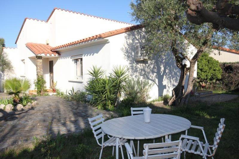 Vente maison / villa Laroque des alberes 284000€ - Photo 1