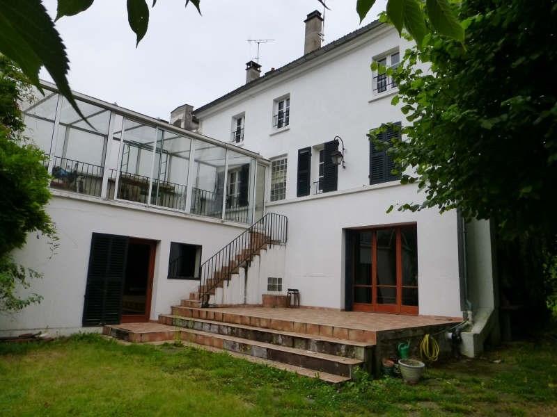 Vente maison / villa Margency 570000€ - Photo 3