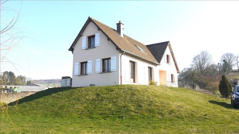 Vendita casa Recey sur ource 299000€ - Fotografia 1