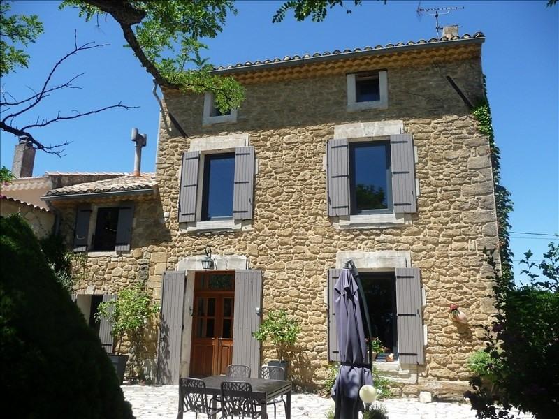 Престижная продажа дом Althen des paluds 599000€ - Фото 1