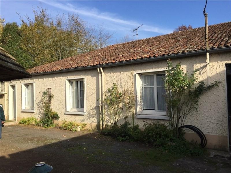 Location maison / villa St benoit 560€ CC - Photo 1