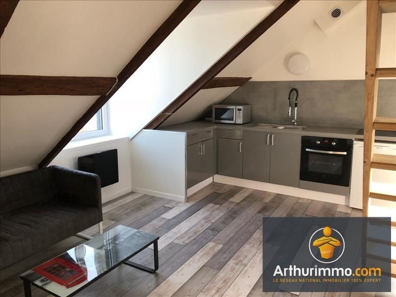 Rental apartment Moissy cramayel 640€ CC - Picture 1