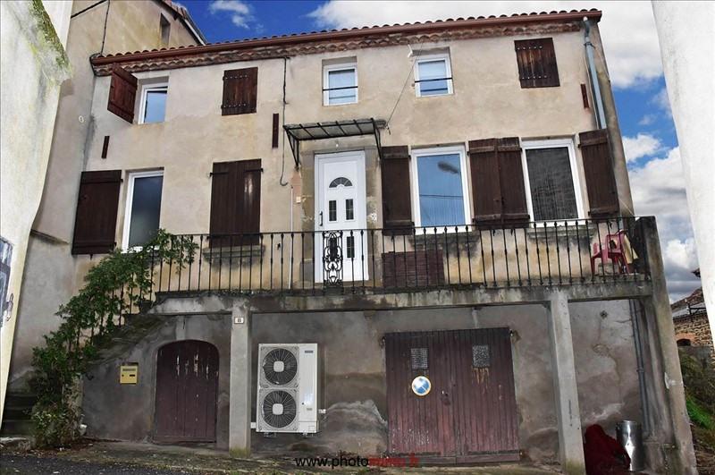 Vente maison / villa Beaulieu 139000€ - Photo 6