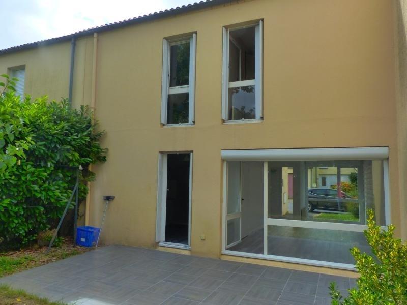 Vente maison / villa Poitiers 135000€ - Photo 1