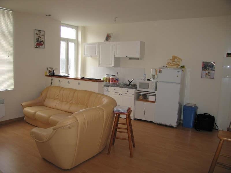 Rental apartment Achicourt 505€ CC - Picture 2