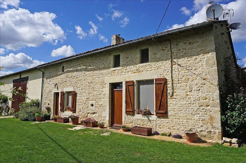 Vente maison / villa Sauzé-vaussais 139000€ - Photo 3