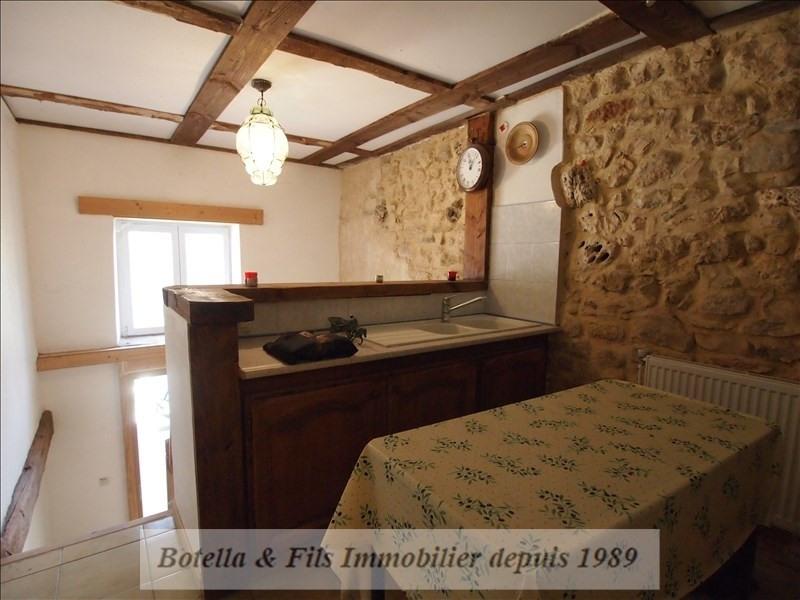 Venta  casa Uzes 114200€ - Fotografía 3