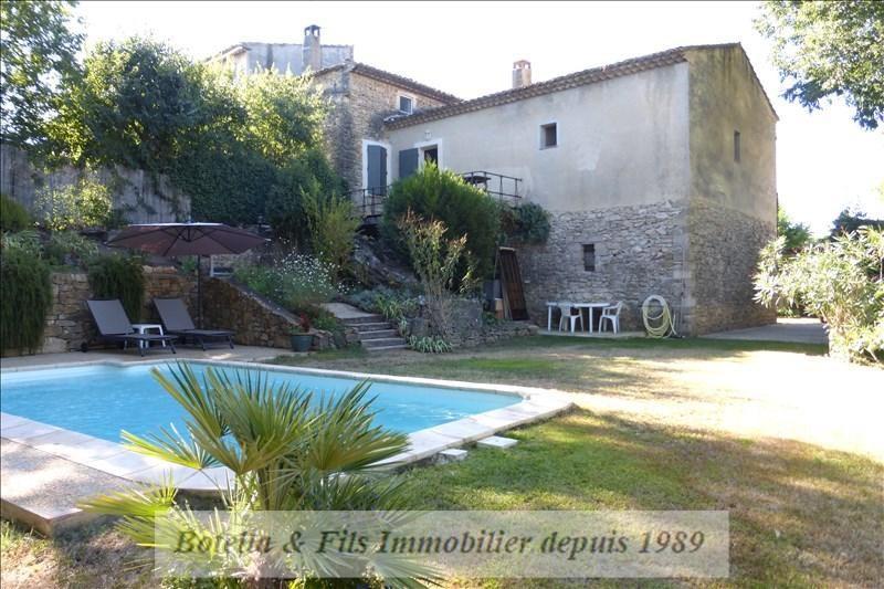 Vendita casa Uzes 527000€ - Fotografia 1