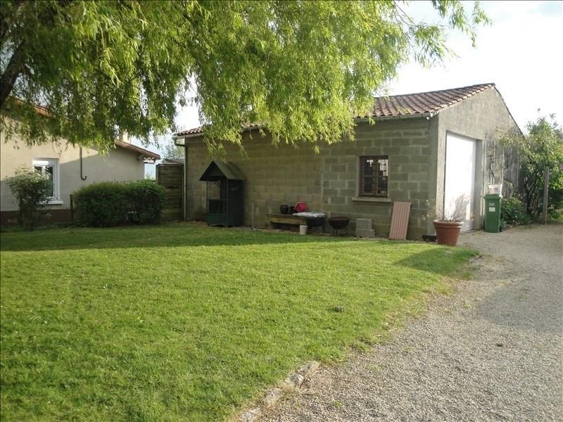 Sale house / villa Coulonges sur l autize 152000€ - Picture 2