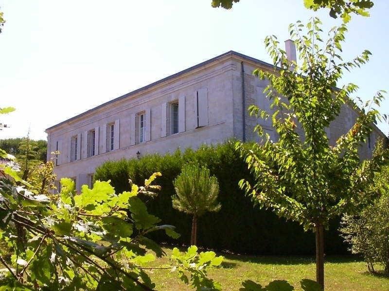 Deluxe sale house / villa Cognac 640500€ - Picture 1