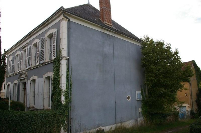 Sale house / villa St sauveur en puisaye 110000€ - Picture 1