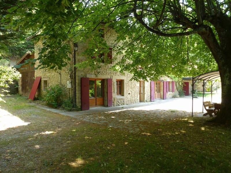 Vente de prestige maison / villa Chateauneuf de galaure 590000€ - Photo 1