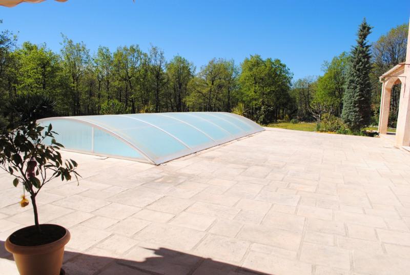 Vente maison / villa Canton de fayence 575000€ - Photo 4