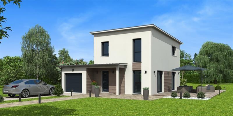 Maison  6 pièces + Terrain 396 m² Pontoy par MAISON NATILIA