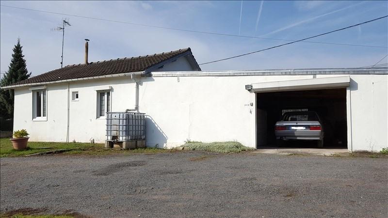 Sale house / villa Thourotte 81000€ - Picture 2