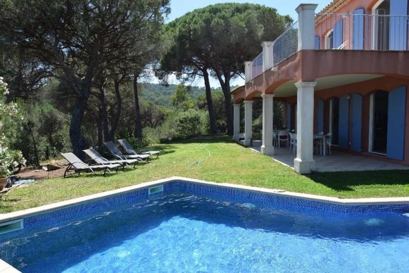 Sale house / villa Ste maxime 1270000€ - Picture 6
