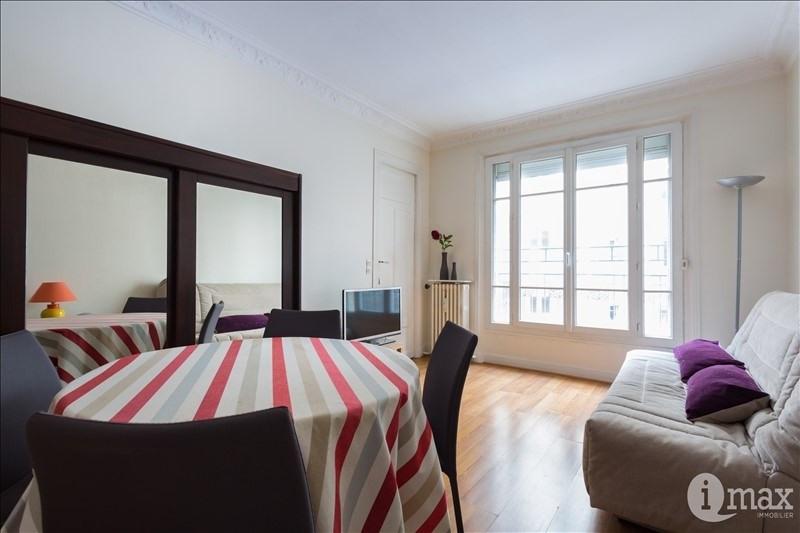 Sale apartment Paris 17ème 292000€ - Picture 1