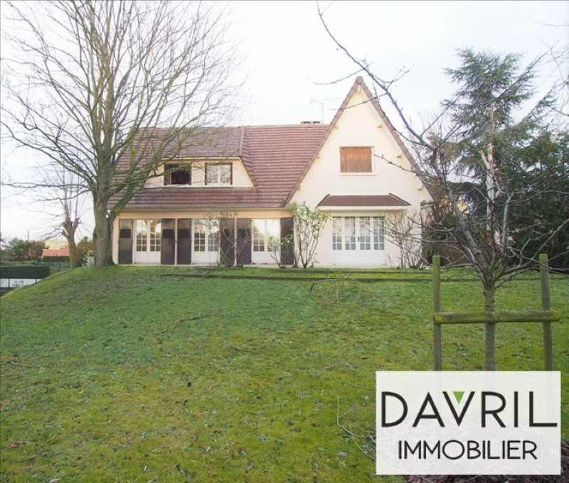 Sale house / villa Conflans ste honorine 472 000€ - Picture 1
