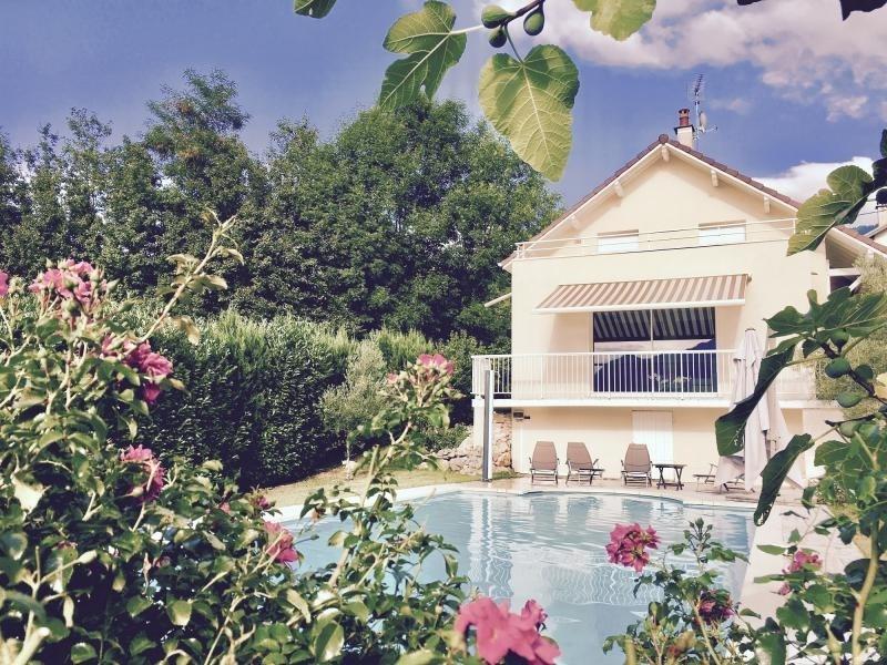 Vente de prestige maison / villa Aix les bains 559000€ - Photo 1