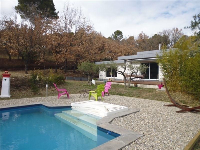 Sale house / villa Pierrevert 493000€ - Picture 1