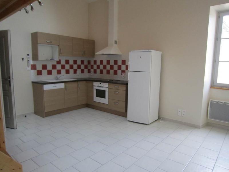 Rental house / villa Matha 451€ CC - Picture 2