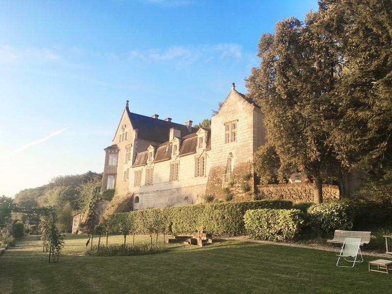Deluxe sale chateau Angers sud loire 20 mn 1150000€ - Picture 3
