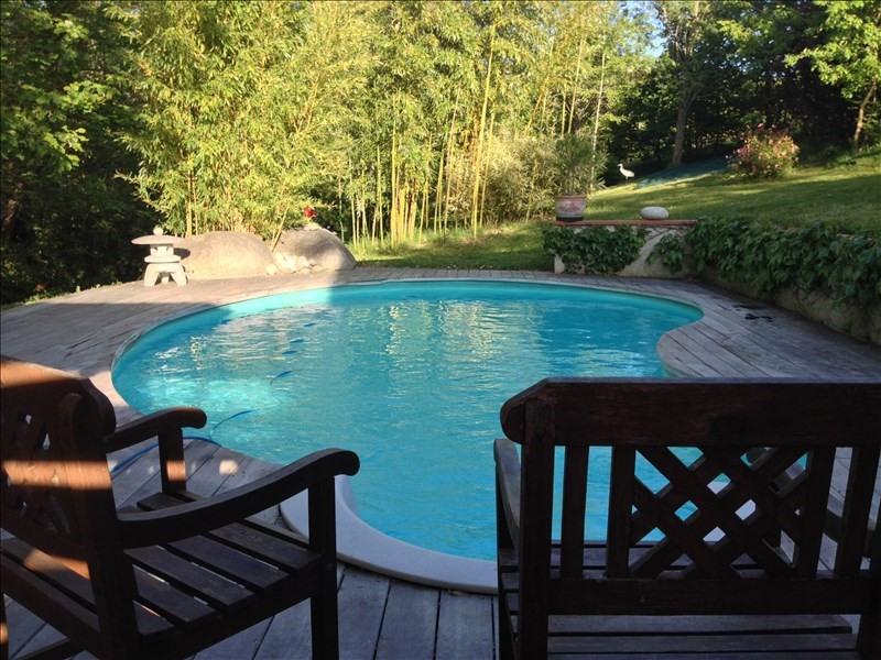 Vente de prestige maison / villa Pouvourville 670000€ - Photo 1