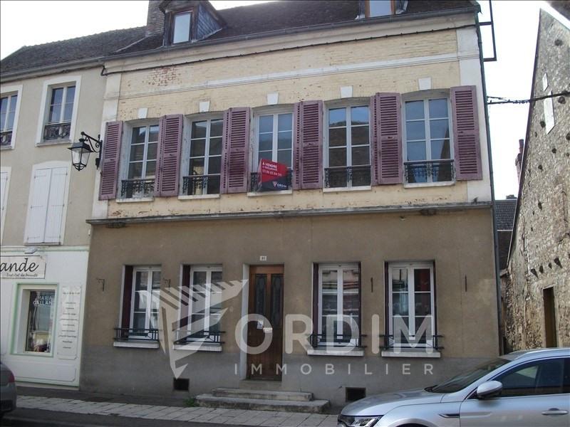 Sale building Villeneuve l archeveque 74000€ - Picture 1