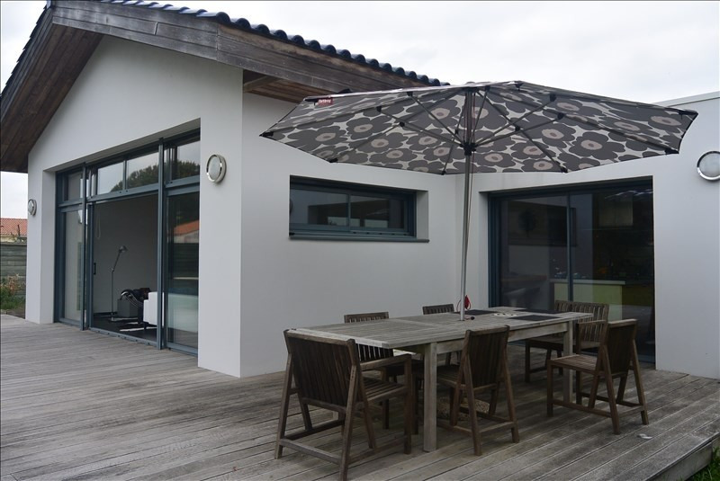 Sale house / villa Jard sur mer 497000€ - Picture 2