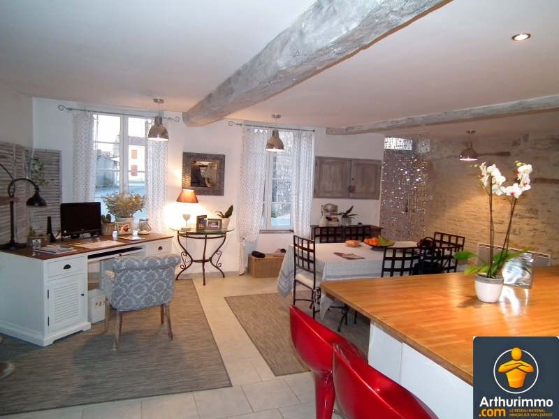 Vente maison / villa Matha 157620€ - Photo 6