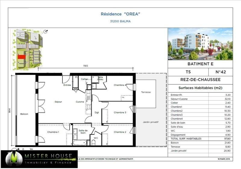 Verkoop nieuw  woningen op tekening Balma  - Foto 3