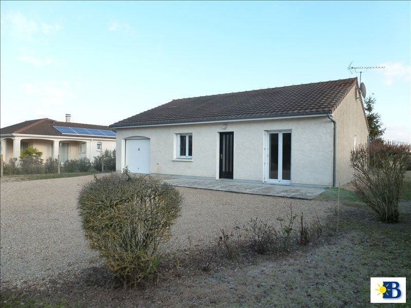 Location maison / villa Vaux sur vienne 570€ CC - Photo 1