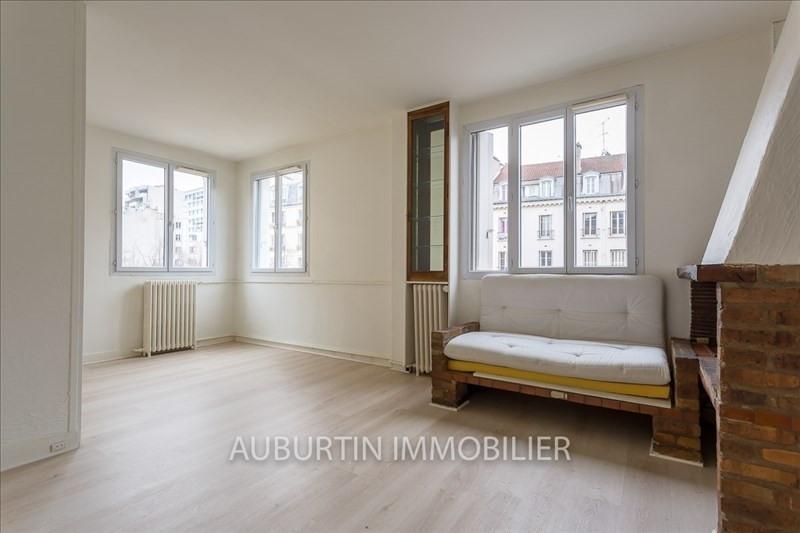 Vente appartement Paris 18ème 385000€ - Photo 1