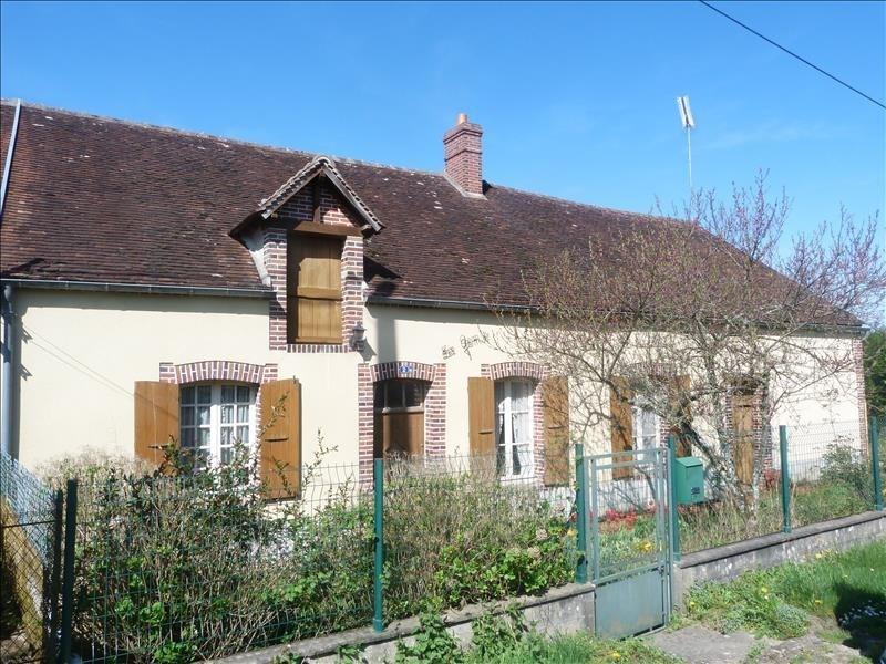 Vente maison / villa Charny oree de puisaye 55000€ - Photo 1