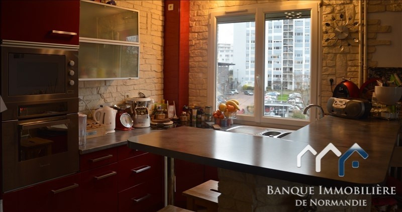 Sale apartment Herouville st clair 96 000€ - Picture 2