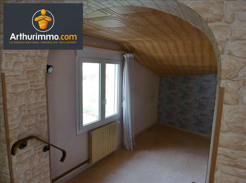 Vente maison / villa Vougy 137000€ - Photo 9