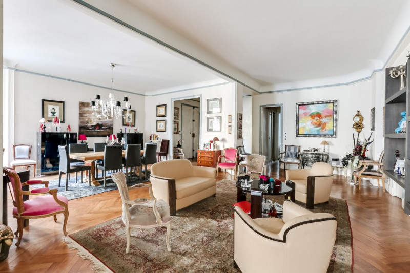 Vente de prestige appartement Paris 16ème 3 300 000€ - Photo 3