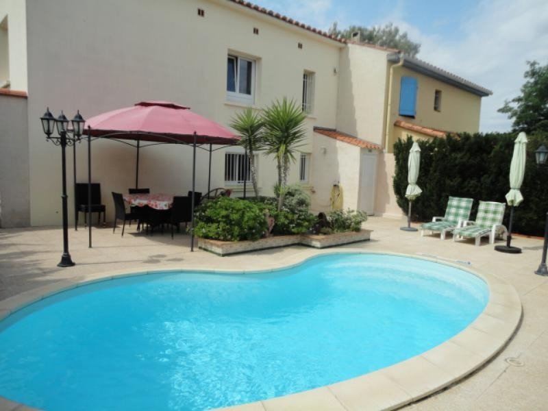 Vente maison / villa Canet plage 450000€ - Photo 2