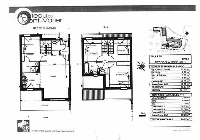 Rental house / villa Colomiers 950€ CC - Picture 8
