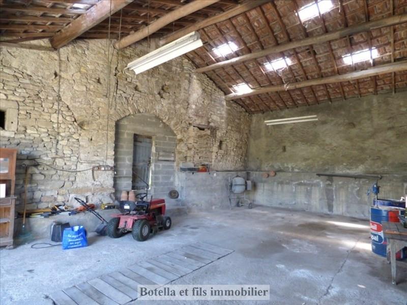 Vente maison / villa Barjac 299000€ - Photo 10