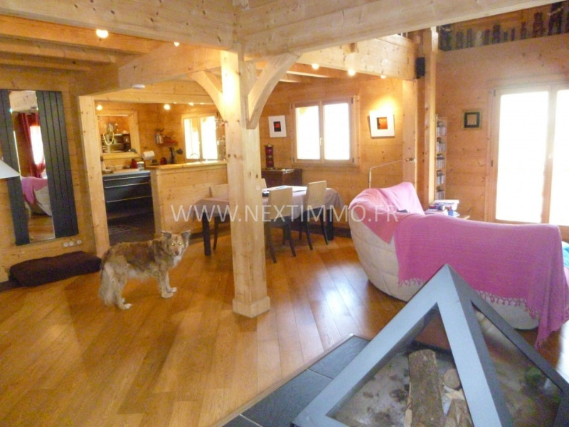 Venta  casa Saint-martin-vésubie 487000€ - Fotografía 28