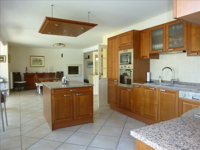 Sale house / villa St georges sur baulche 420000€ - Picture 6