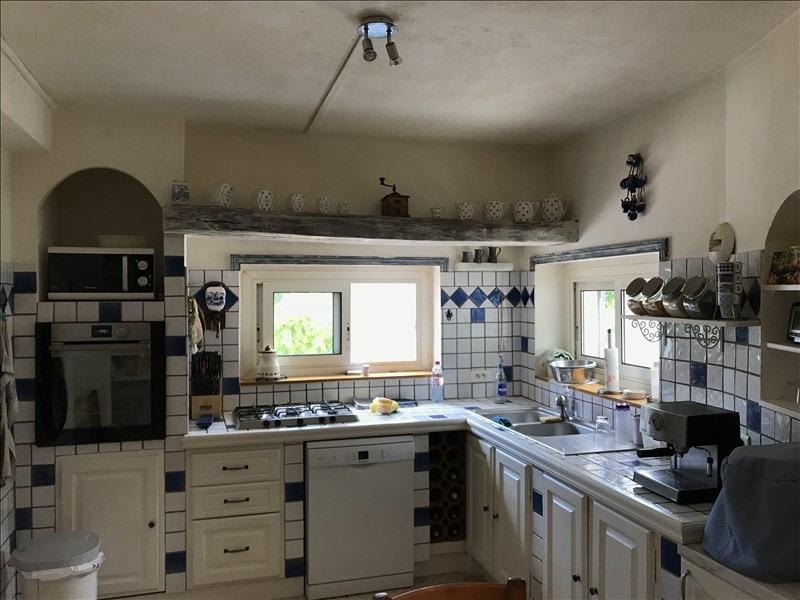 Vente maison / villa Vauvenargues 527000€ - Photo 4