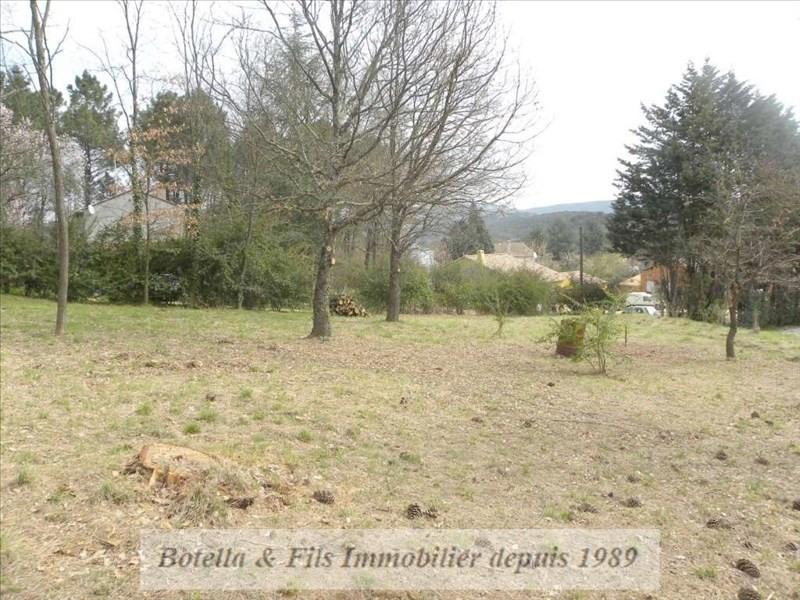 Verkoop  stukken grond Salavas 85000€ - Foto 4