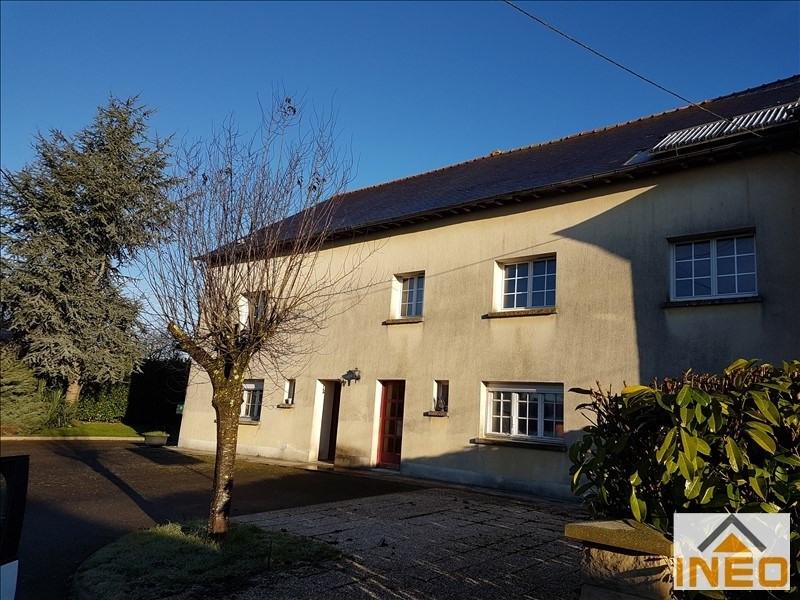 Vente maison / villa Vignoc 210000€ - Photo 3