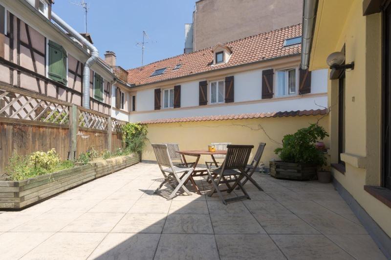 Verhuren vakantie  appartement Strasbourg 560€ - Foto 11