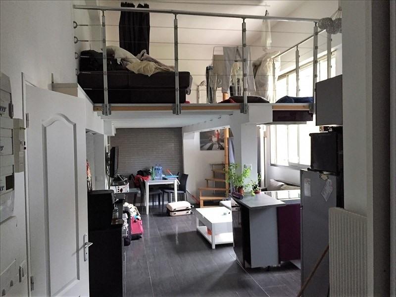 Vente loft/atelier/surface Paris 11ème 599000€ - Photo 1