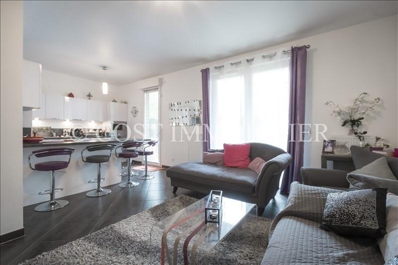 Verkoop  appartement Gennevilliers 375000€ - Foto 1