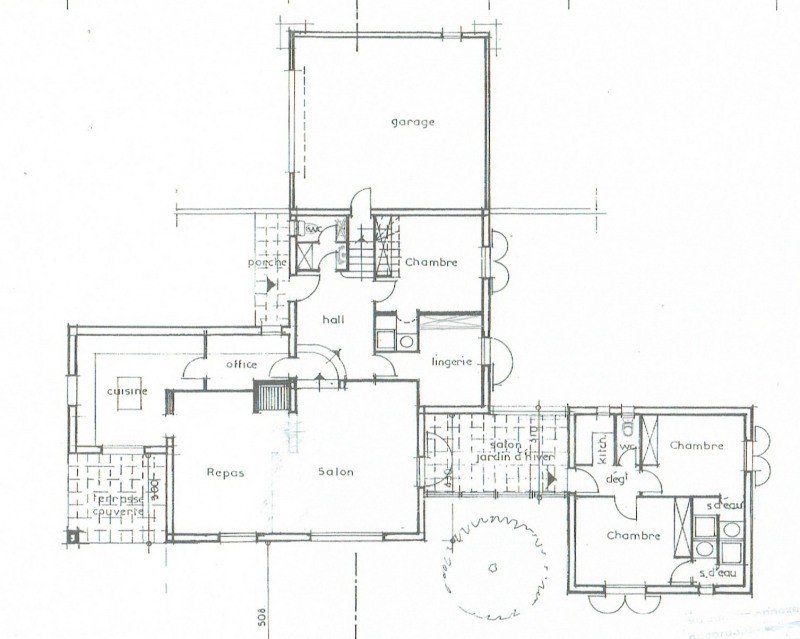 Vente de prestige maison / villa Bagnols en forêt 680000€ - Photo 9